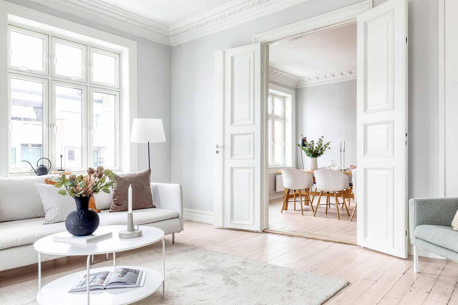 boligstyling interiørdesign stue