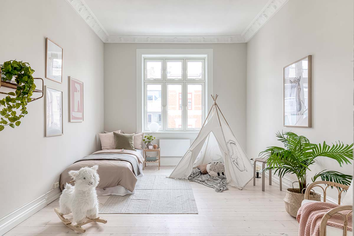 boligstyling interiørdesign styling soverom