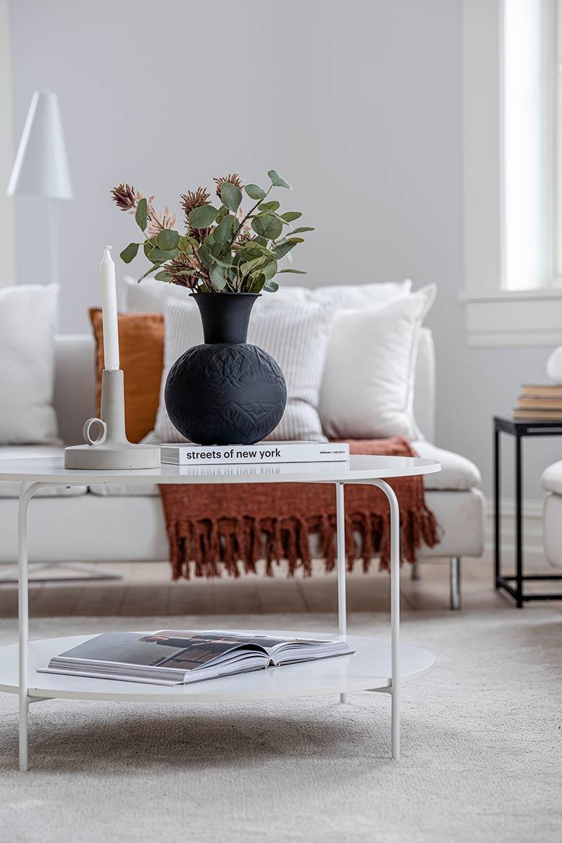 boligstyling vase