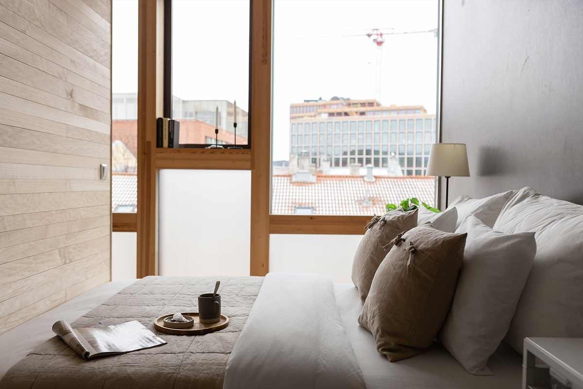 interiørdesign boligstyling soverom